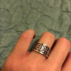 James Avery Adorned Ring